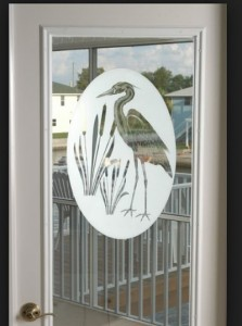 etched glass business