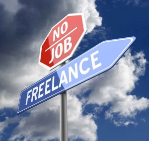 enjoy the freedom of freelancing