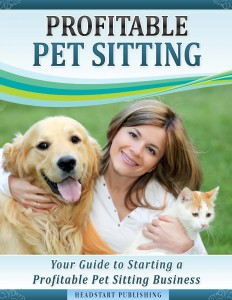 profitable pet sitting